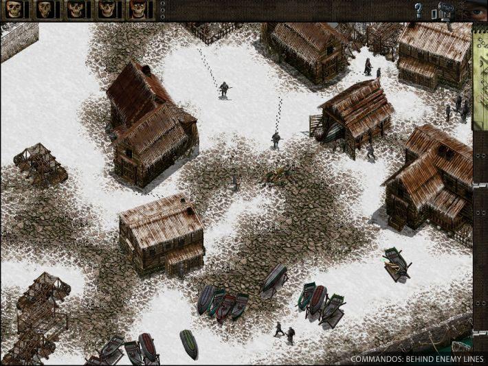 Commandos: Behind Enemy Lines Steam Key GLOBAL - 4