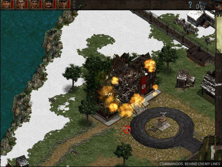 Commandos: Behind Enemy Lines Steam Key GLOBAL - 3