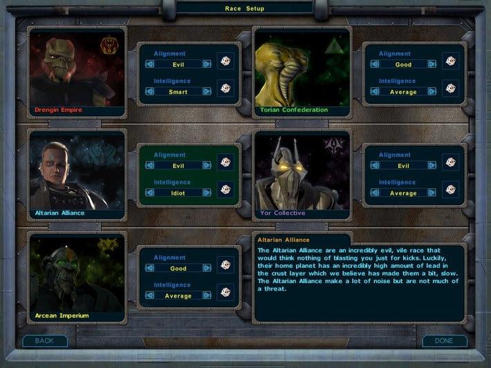 Galactic Civilizations I: Ultimate Edition Steam Key GLOBAL - 4