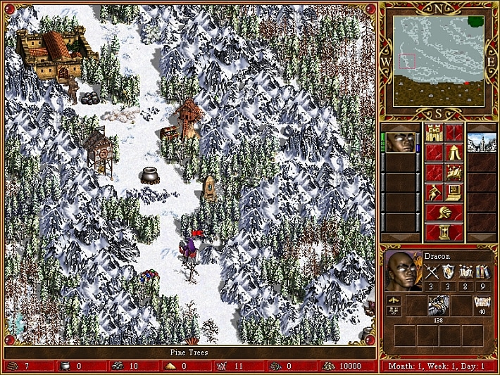 Heroes of Might & Magic 3: Complete GOG.COM Key GLOBAL - 3