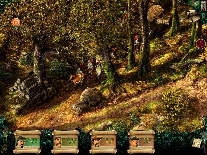 Robin Hood: The Legend of Sherwood Steam Key GLOBAL - 2
