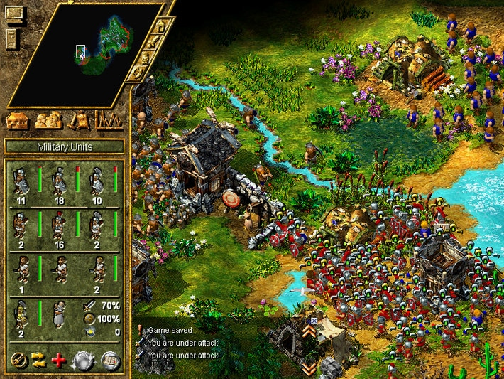The Settlers 4 - Gold Edition GOG.COM Key GLOBAL - 4