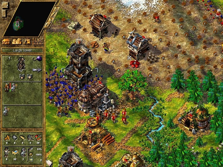 The Settlers 4 - Gold Edition GOG.COM Key GLOBAL - 3