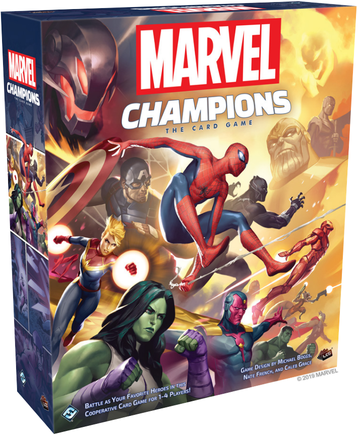 Marvel Champions: The Card Game - 1