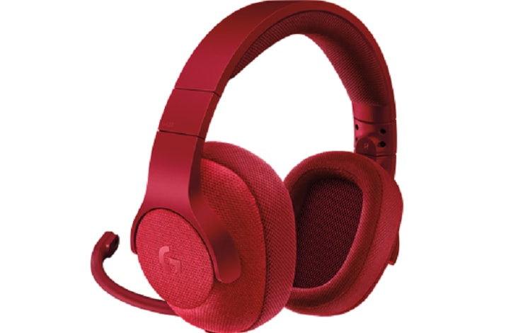 Logitech G433 Surround 7.1 USB Gaming Headset (Red) Red - 3