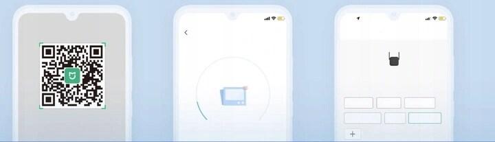 Wzmacniacz Sygnału Xiaomi Wi-Fi Range Extender Pro - 3