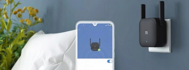 Wzmacniacz Sygnału Xiaomi Wi-Fi Range Extender Pro - 7