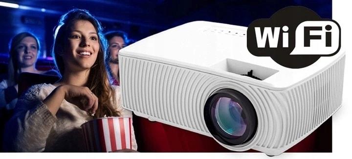 Rzutnik Projektor Overmax Multipic 2.4 Led Hd Wifi - 6