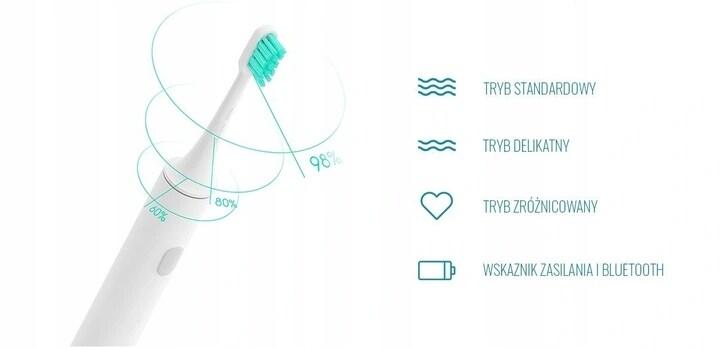Szczoteczka Elektryczna Xiaomi Toothbrush T500 - 7
