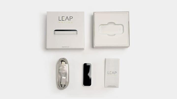 Leap Motion - 4