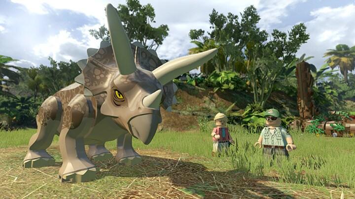 LEGO Jurassic World Steam Key GLOBAL - 3