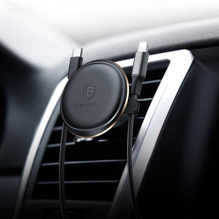 BASEUS Uchwyt Magnetyczny Samochodowy do telefonu - 5
