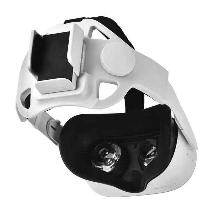 Pasek Elite Halo do Oculus Quest 2 + uchwyt na powerbank - 1