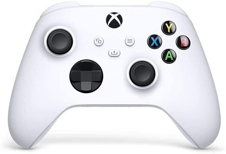 Microsoft Official Xbox Series X/S Wireless Controller - Robot White (Xbox Series X/S) White - 1