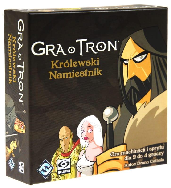 GRA O TRON : KRÓLEWSKI NAMIESTNIK - 1