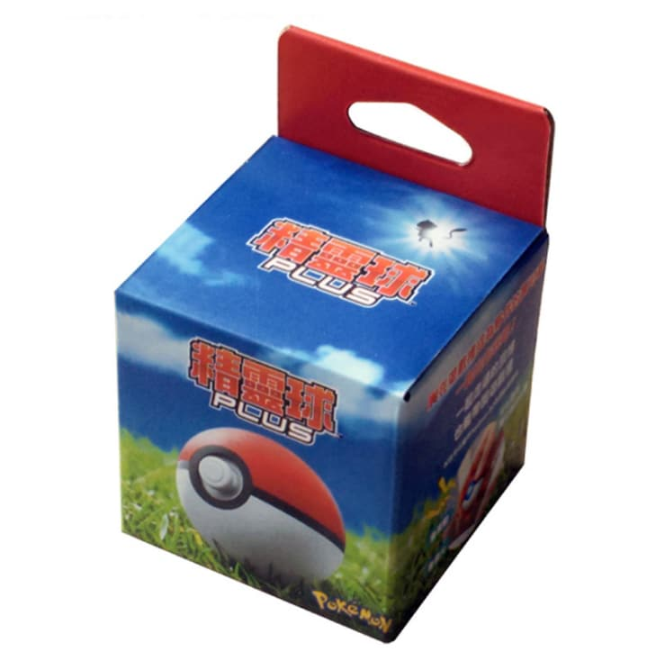 POKEMON GO Plus for Pokeball BALL Elf ball Controller Game Pickachu and Evee for Nintendo Switch Smartphone - 1