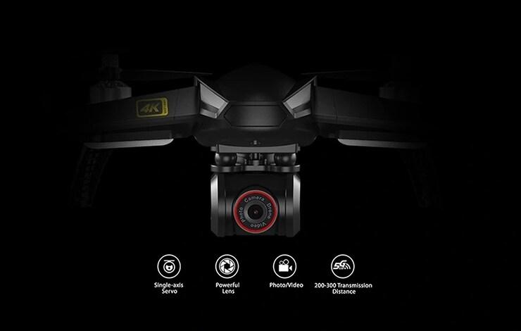 MJX B5W GPS 5G Wifi Upgraded RC Drone - 4K Camera - 10