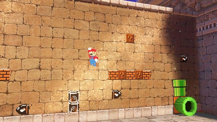 Super Mario Odyssey Nintendo Switch Nintendo Key EUROPE - 4