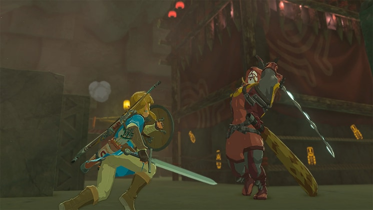 The Legend of Zelda: Breath of the Wild (Nintendo Switch) - Nintendo Key - UNITED STATES - 4