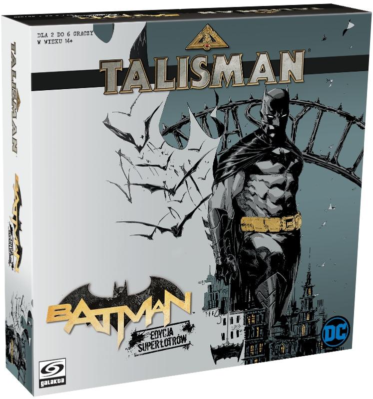Talisman: Batman Edycja Superłotrów - 1