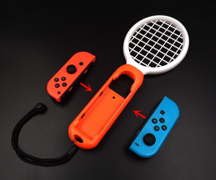9 in 1 Accessories Kit Joy-Con Case For Nintend Switch Joy Con Handle Elf ball bag Nintendo Switch Gaming - 7