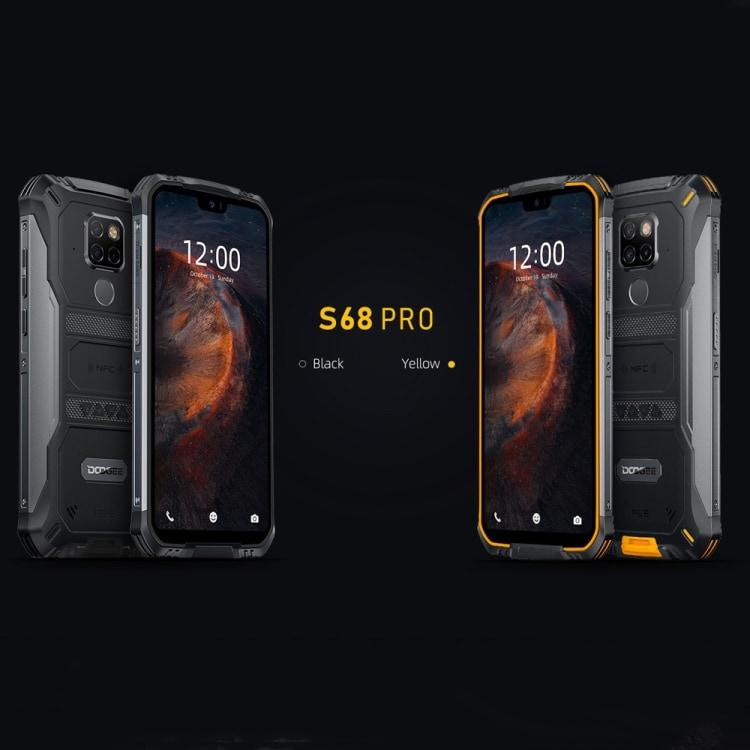DOOGEE S68 Pro Rugged Phone, 6GB+128GB - 8