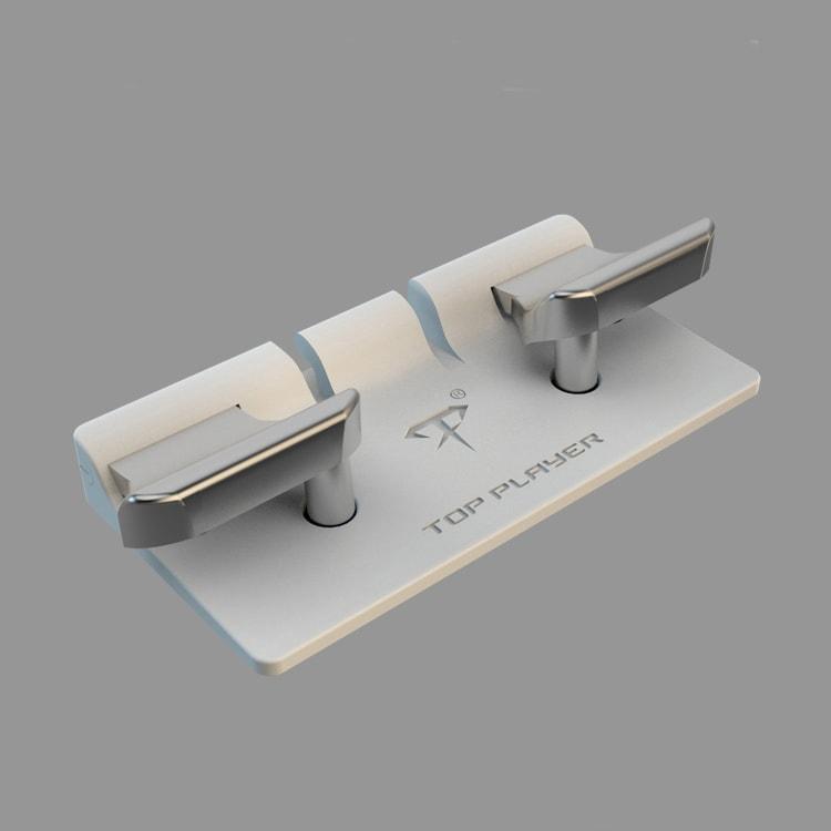 L3 R3 Trigger Button & L2 R2 Handle Grip Case Holder White for PS Vita PSV 1000 - 6