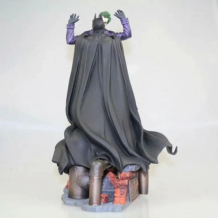 Marvel Batman VS Joker Statue Action Figure Toy 300mm Diorama Figurals Model Toys Anime Batman Joker Figurine Brinquedos Movie & TV - 4