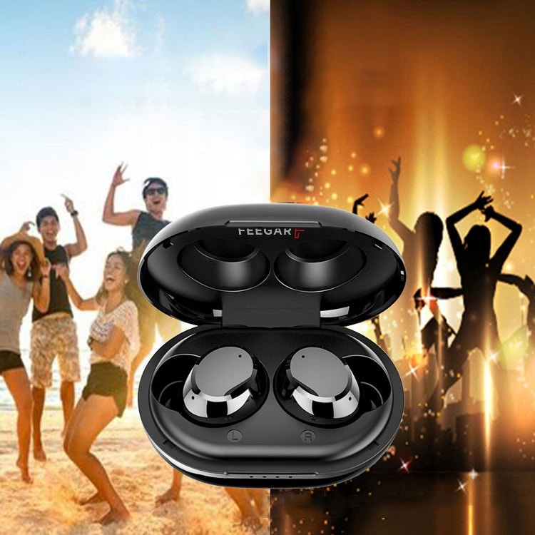 Słuchawki Bezprzewodowe Feegar Air100 Pro Ipx5 - 3