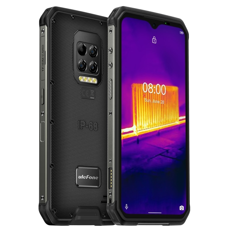 Ulefone Armor 9 Rugged Phone, Thermal Imaging Camera, 8GB+128GB - 2