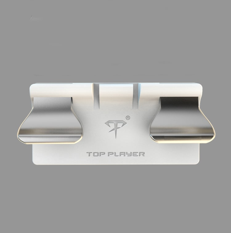 L3 R3 Trigger Button & L2 R2 Handle Grip Case Holder White for PS Vita PSV 1000 - 7