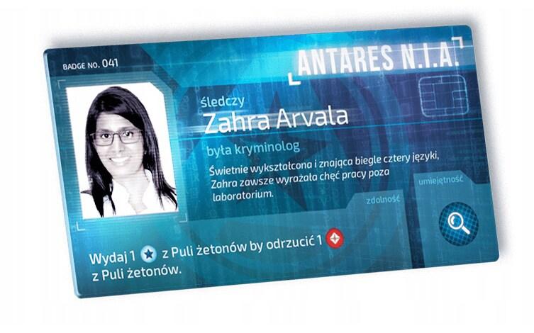 Detektyw: Kryminalna Gra Planszowa - 2