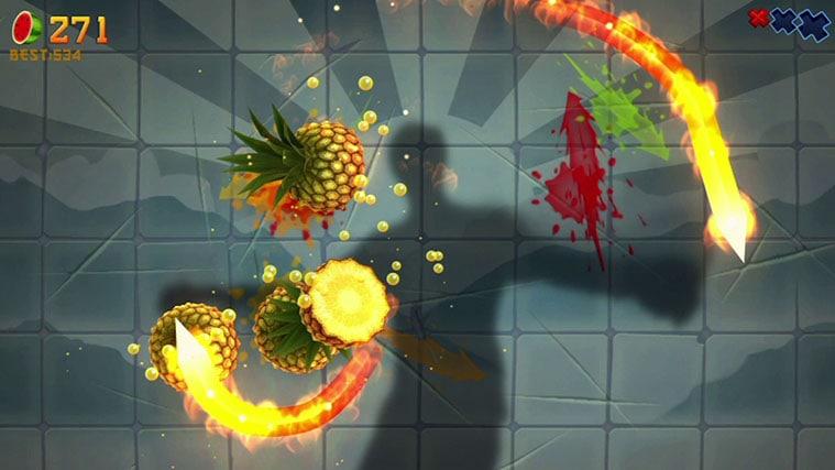 Fruit Ninja Xbox Live Key GLOBAL - 4