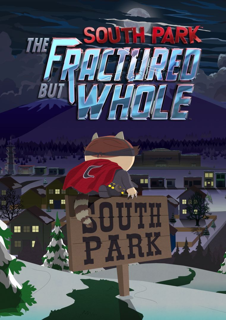 South Park The Fractured But Whole Ubisoft Connect Key EUROPE - 1