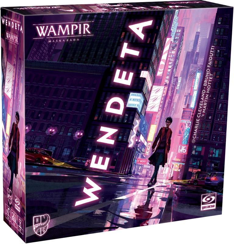 Wendeta - Wampir: Maskarada - 1