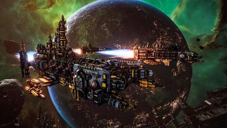 Armada 2 shuttle