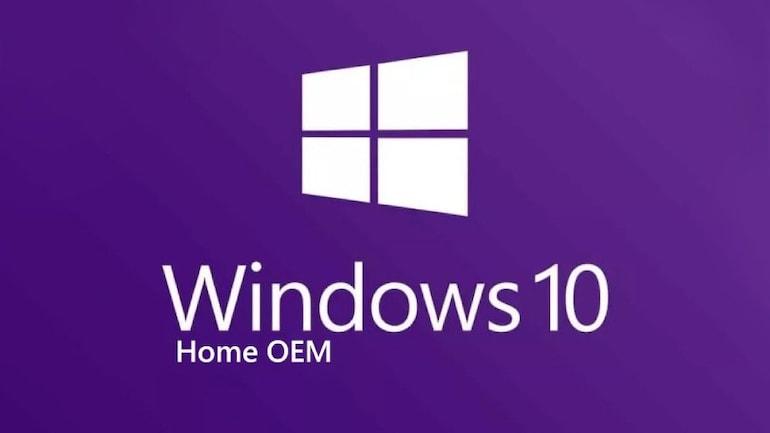 Microsoft Windows 10 OEM