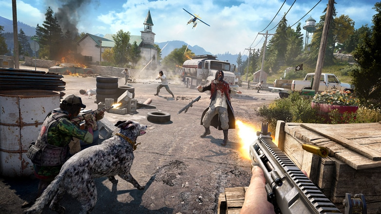 Far Cry 5 (Xbox One) - Xbox Live Key - GLOBAL - 4