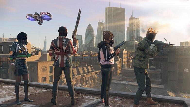 Watch Dogs: Legion   Standard Edition (PC) - Ubisoft Connect Key - EUROPE - 4