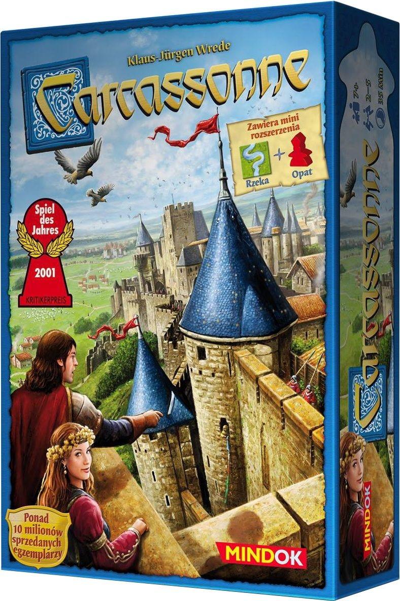 Carcassonne (edycja 2016) - 1