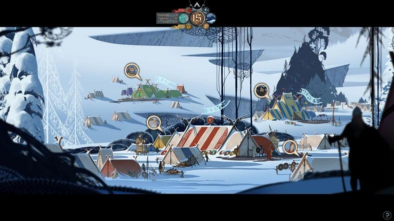 The Banner Saga Steam Key GLOBAL - 3