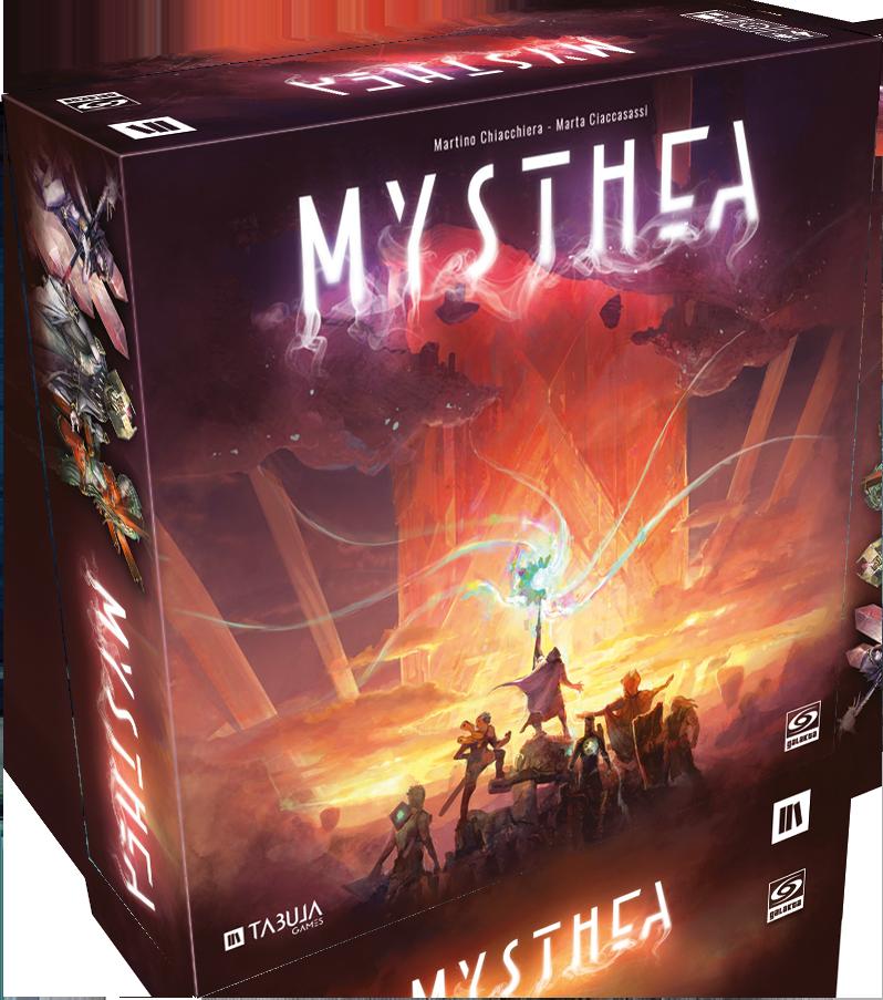 Mysthea (edycja polska) - 1