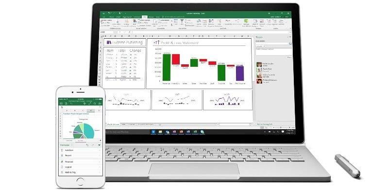 Microsoft Office 365 Family (PC/Mac) - (6 Devices, 1 Year) - Microsoft Key - EUROPE - 1