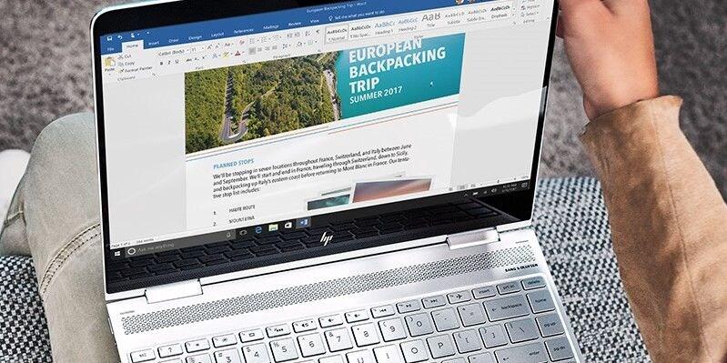Microsoft Office 365 Personal (PC/Mac) - 1 Device 1 Year - Microsoft Key - EUROPE - 3
