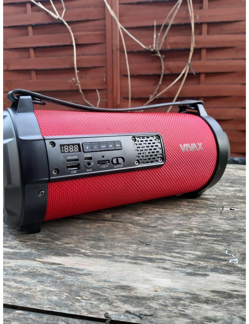 Głośnik bleutooth Vivax BS-101 1x15W+1x10W BASS - 2