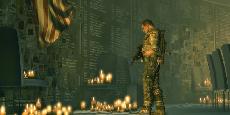Spec Ops: The Line Steam Key GLOBAL - 2