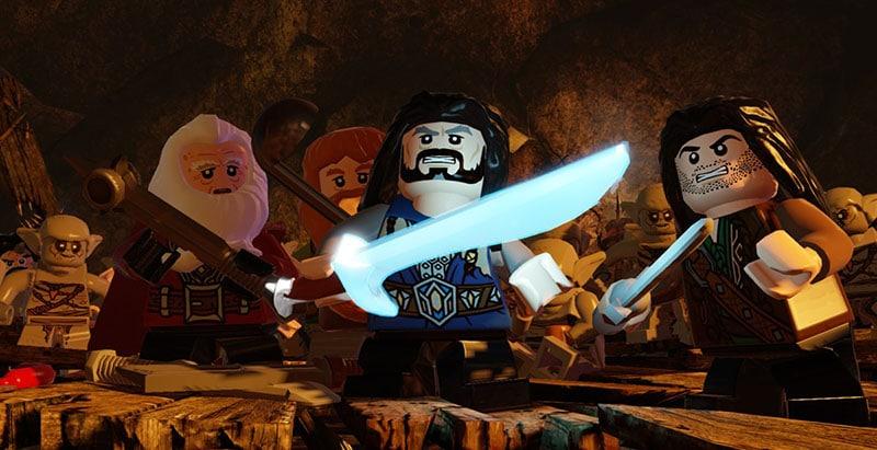 LEGO The Hobbit Steam Key GLOBAL - 4