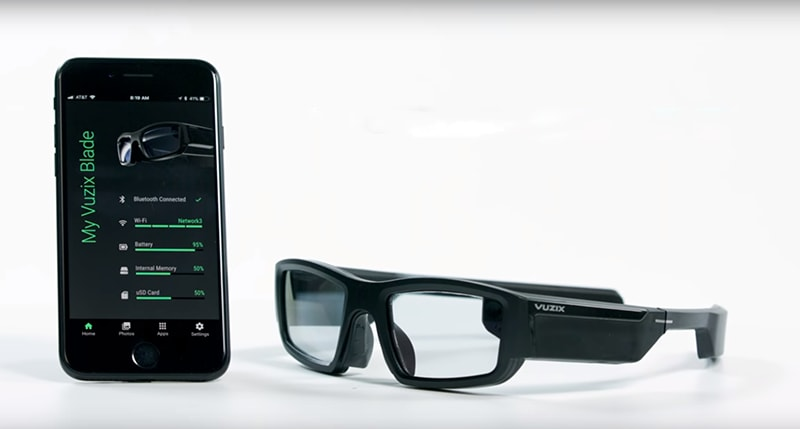 Okulary AR Vuzix Blade - 3