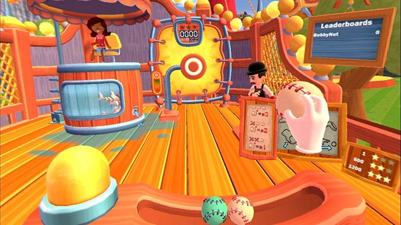 Carnival Games VR Steam Key GLOBAL - 4