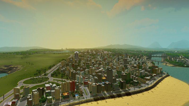 Cities: Skylines After Dark Steam Key GLOBAL - 4